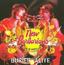 Buried Alive: Live in Maryland by New Barbarians (CD, Oct-2006, 2 Discs,...