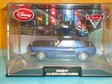 Disney Pixar CARS 2 Brent Mustangburger Diecast vehicle Disney Store Exclusive