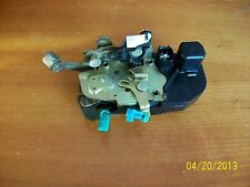 2001-2007 DODGE CARAVAN TOWN &COUNTRY DOOR LATCH LOCK ACTUATOR LEFT FRONT DRIVER