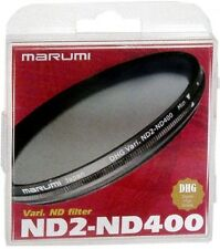 Marumi 67mm DHG Variable ND2-ND400 Neutral Density Filter, London