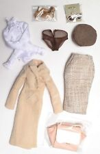 """Supernatural Anais McKnight OUTFIT & ACCESSORIES ONLY 16"""" Fashion Royalty FR16"""