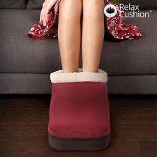 Fußmassagegerät RELAX CUSHION REFLEXZONEN MASSAGE Wärmefunktion + Fernbedienung