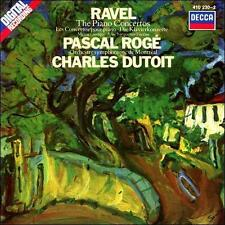 Ravel: The Piano Concertos 1990 by Maurice Ravel; Charles Dutoit; Orchestre Symp