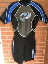 The Realm Womens Shorty Spring Wetsuit - Ladies Size 12 2mm Short Sleeve Shorts