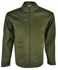 New OURAY SPORTSWEAR Mens Size- Small BONDED FLEECE GREEN TRANSIT JACKET
