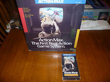 """Action Max """"The First Real Action System"""" Video System Console in Original Box"""