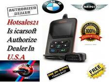 BMW Diagnostic Scanner Tool Reader Code CHECK ENGINE ABS SRS AIRBAG LIGHT RESET