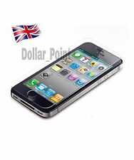 100% Genuine Tempered Glass Screen Protection For Apple iPhone 4/4s