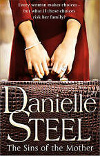 STEEL,DANIELLE-SINS OF THE MOTHER, THE(B FORMAT)  BOOK NEW