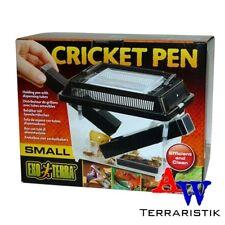 ExoTerra Cricket Pen - Faunabox für Heimchen und Grillen - SMALL - 18x14x11cm