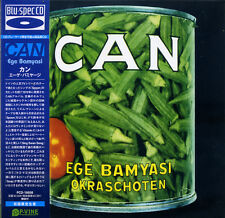 CAN Ege Bamyasi (1972) Japan Mini LP Blu-spec CD PCD-18608