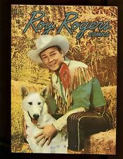 Roy Rogers Comics #32 Canadian Edition VF+