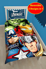 Marvel avengers tech simple parure de lit garçon lit hulk thor iron man america