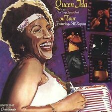 QUEEN IDA AND THE BON TEMPS... - The Queen Ida And The Bon Temps Zydeco... CD