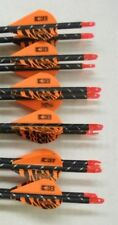 Gold Tip Pro Hunter 5575/400 Carbon Arrows w/Blazer Vanes 1 Dz