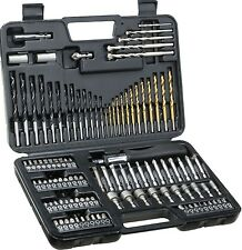 DEWALT DT0109 SCREWDRIVING AND DRILLING COMBINATION ACCESSORY SET 109 PIECES