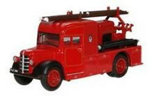 76BHF002 Oxford Diecast London Fire Brigade Bedford WLG Heavy Unit 1:76 Scale