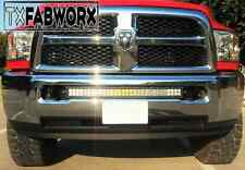 "FLUSH Ram 2500/3500/4500~~ 32"" Curved LED Light Bar ""Mount"" & Tow/Clevis ""Mount"""