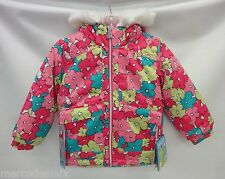 Outdoor Gear Girls Ski/Snow Nova Jacket 8829A Pink Sweet Pea Print/Pink Size 4