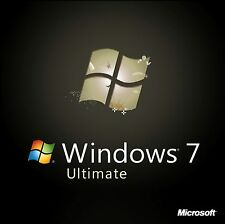 Microsoft Windows 7 Ultimate 32/64 Key Multilanguage Original License Key