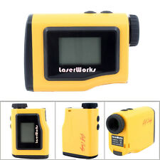 Laser Range Finder Scope/Fog Golf Distance Correction/Scan Mode 600m 6x LW600PRO