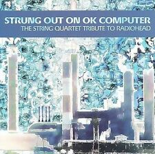 Strung Out On OK Computer The String Quartet Tribute To Radiohead cd Vitamin