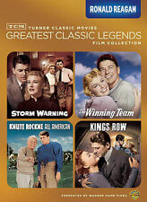 TCM Greatest Classic Legends Film Collection: Ronald Reagan (DVD, 2013,...