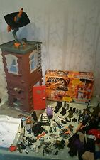 Action Man Mission Hq Hasbro 1999 Boxed with huge accessories and figures bundle
