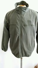 TRU-SPEC MICRO FLEECE JACKET COAT LINER Foliage Green LARGE REGULAR EUC!!