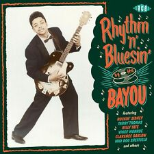 RHYTHM 'N' BLUESIN BY THE BAYOU - VARIOUS ARTISTS - CDCH 1363
