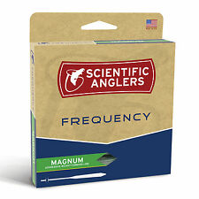 SCIENTIFIC ANGLERS FREQUENCY MAGNUM WF-5-F #5 WEIGHT FLY LINE 1/2 SIZE HEAVY