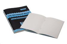 A5 Waterproof Notebook, Waterproof notepad - Totally waterproof