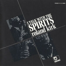 Roland Kirk I Talk with the Spirits LP vinyl record sealed reissue jazz