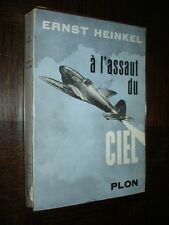 A L'ASSAUT DU CIEL - Ernst Heinkel 1955 - Aéronautique Aviation