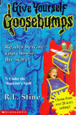 Good, Under the Magician's Spell (Give Yourself Goosebumps), Stine, R. L., Book