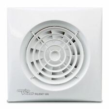 "Envirovent SIL100S ""SILENT"" Extractor Fan for Bathroom or Toilet"