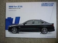 BMW 5 SERIES ( F10) KELLENERS SPORT  BROCHURE jm