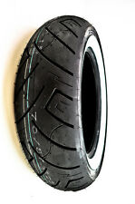 Shinko 777 Heavy Duty Whitewall Rear 4-Ply Tire 170/80-15 TL 83H  87-4593