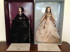 Queen of the Dark Forest & Lady of the White Woods Barbie