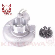 Turbo Upgrade Compressor Cover & Wheel Mitsubishi 4D56T TD04 12T Extra 30% Torqu