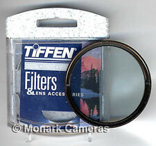 Tiffen 55mm 80C Blue Filter for Flash, NEW. Several Others Listed