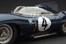 Exoto XS 1956 Ecurie Ecosse Jaguar D-Type / 1st Le Mans / 1:18 / #RLG88004