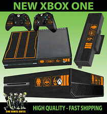 XBOX ONE KONSOLE SPECIAL EDITION CALL OF DUTY COD BLACK OPS 3 SKIN