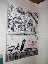 MARC CHAGALL Opere grafiche dalla Fondazione Antonio Mazzotta 2003 libro arte di