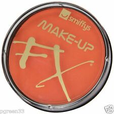 Smiffys FX Face & Body Paint White,Black, Blue,Silver,Green,Grey,Orange,Yellow