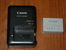 Genuine OEM Canon NB-10L battery + CB-2LC Charger SX40 SX50 G1 X G15 G16