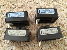 LOT OF 4 TAMURA L03S200D15 HALL EFFECT CURRENT Sensors 200A 4V.