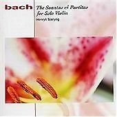 Johann Sebastian Bach Sonatas And Partitas (Szeryng) CD