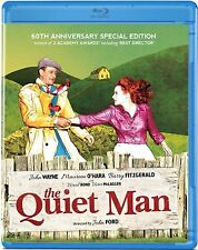 The Quiet Man: (60th Anniversary Special Edition) John Wayne [Blu-ray/NR] NEW