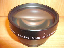 OLYMPUS IS/L E-1.3X HQ TELECONVERTER LENS~52MM (20JN13)
